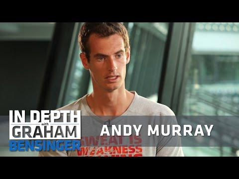 Andy Murray on surviving Dunblane school shooting