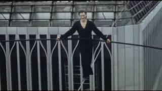 MAN ON WIRE - Twin towers scene - Philippe Petit (sub ita)