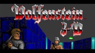 Mutant in the Elevator! | Wolfenstein 3D: Project Totengraeber - Level 14 | Mykita Gaming