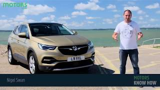Motors.co.uk - Vauxhall Grandland X Review