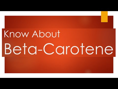 KNOW ABOUT BETA CAROTENE CURE AND CARE BENEFITS OF WELLNESS