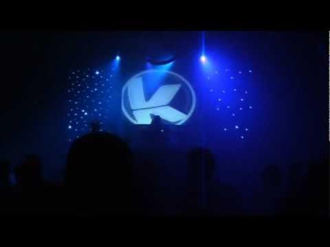 Live Visuals by DAXX @ KOZZMOZZ 26/3/11 - CLR Label Night
