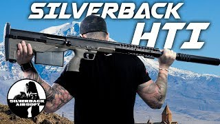Silverback HTI Wall Hanger Or Viable Airsoft 50 Cal? - RedWolf Airsoft RWTV