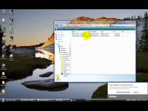 How to change a file extension the easy way
