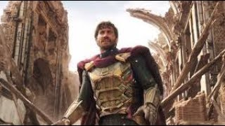 Who is Jake Gyllenhaal's Mysterio in the new 'Spider-Man: Far From Home' trailer?
