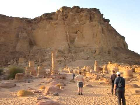 Gebel Barkal Amun temple