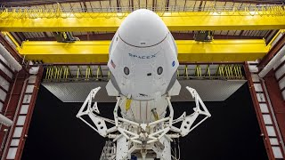 video: SpaceX and Nasa postpone launch of Crew Dragon spacecraft due to bad weather