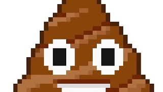 Pixel Art Emoji Cacafacile Sketchitru учимся рисовать
