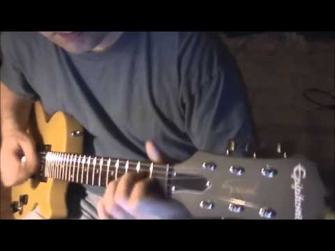 """2010 Gibson SG STD """"Les Paul SG"""" Custom Shop / kerry green, Part1 from YouTube · Duration:  3 minutes 55 seconds"""