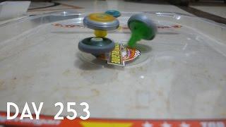 (DAY 253) Bay blade VS Tor blade