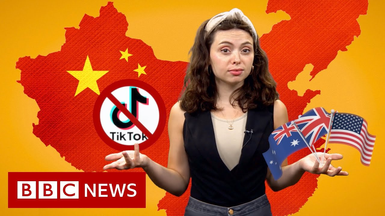 Could TikTok be banned in the US or UK? - BBC News
