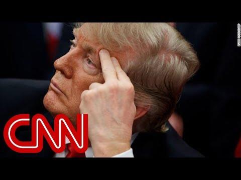 Trump tweets 'poor me' as shutdown continues