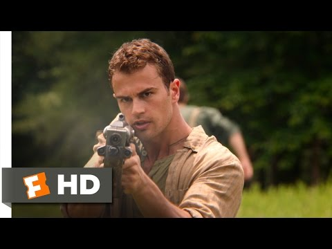 Insurgent (1/10) Movie CLIP - Every Man For Themselves (2015) HD