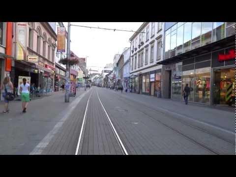 Walk in Bratislava, Slovakia