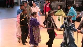 Chikasha Poya: We Are Chickasaw - Stomp Dancers 1
