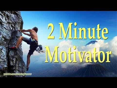 2 Minute Motivator – WIN AT LIFE – Success Wealth Abundance Prosperity Money Motivational Video #9