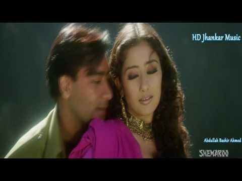 Dil Pardesi Ho Gaya { Kachche Dhaage 1999 } Eagle Jhankar Song  | Lata Mangeshkar, Kumar Sanu |