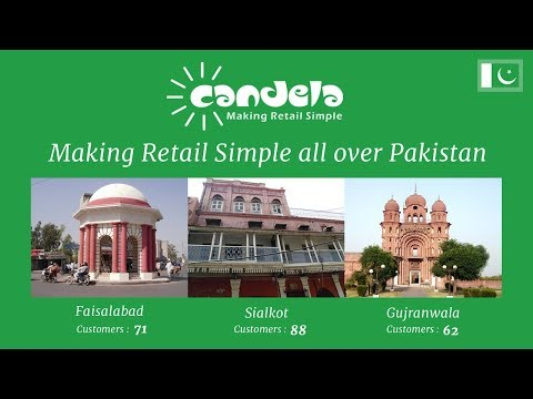 Candela: Making Retail Simple All Over Pakistan