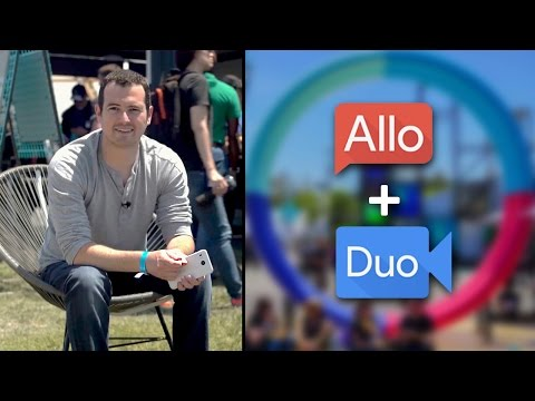Google Allo + Duo = iMessage Killer?