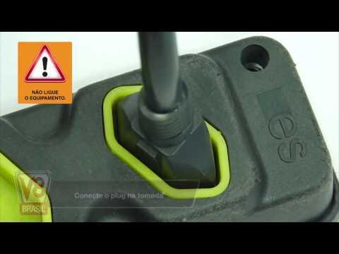 V8 Brasil - Conjunto de Solda MIG 150 BR