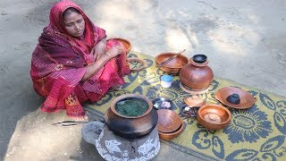 Cooking and recipes  Lau Sak vorta  Lau pata vorta Bottle Gourd leaf Bhorta Village Food