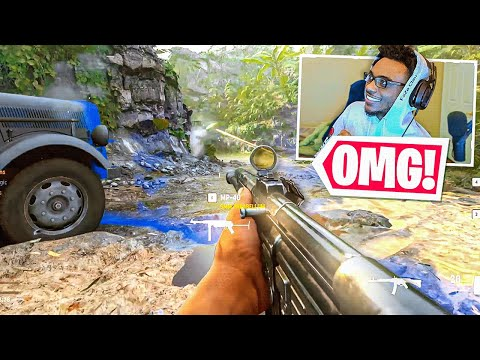 COD VANGUARD on PC is Absolutely INCREDIBLE.. (COD Vanguard Multiplayer Gameplay)