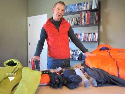 Steve House Packing For An Overnight Alpine Climb