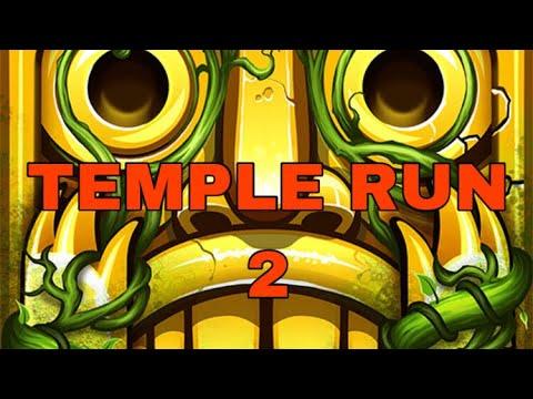 Cùng HBT moba game chạy trốn khỏi quái vật và lượm vàng,lượm kho báu[TEMPLE RUN 2]