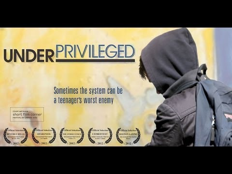 Underprivileged - The Story of a Young Immigrant