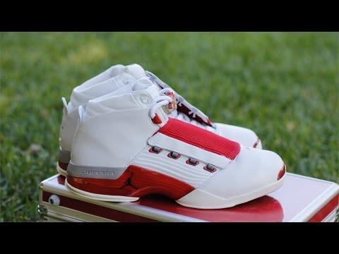 Air Jordan 17: Behind The Design - YouTube