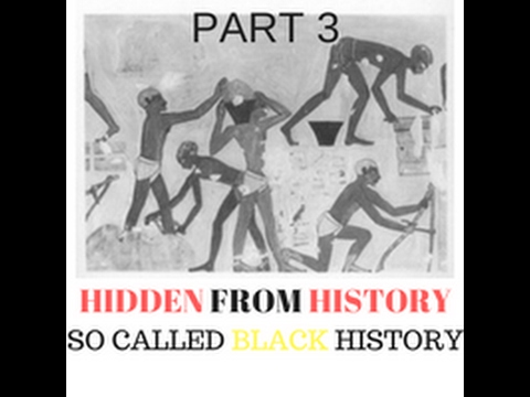 HIDDEN FROM HISTORY THE TRUTH ABOUT SO CALLED BLACK HISTORY PART 3