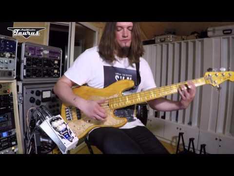 Taurus Amplification T-Di Mk.2 Bass Preamp