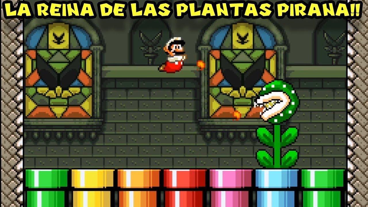 Un Jefe COLOSAL !! - New Super Mario World 2 con Pepe el Mago (#4)