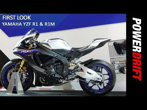 Yamaha YZF R1 Price, Images, Colours, Mileage, Review in India