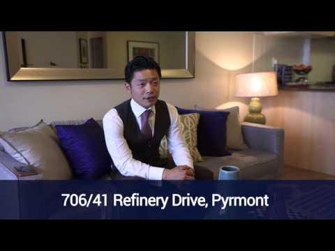 706/41 Refinery Drive Pyrmont
