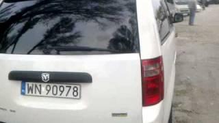 DiaCom.pl - Dodge Grand Caravan do wynajmu - Rent A Car in Warsaw