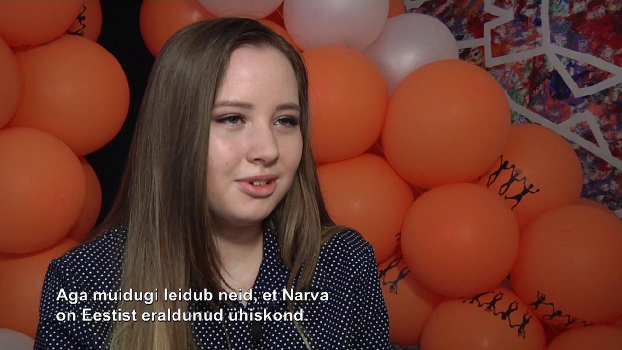 Narva noored. Radaris 28. märtsil 2017