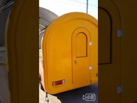 dual axles food trailer for sale europe fryer food cart mobile bbq food truck street coffee wagon