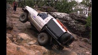 Wild 4WD Weekender - NSW South Coast ! MENTAL Rock Steps, Ruts & Mudholes thumbnail