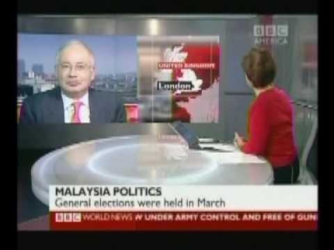 Interview on BBC World News (28-11-2008)