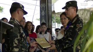 Balitang Pilipino: Eastern Mindanao Command Retirement and Change of Command Ceremony