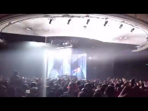 Eric Prydz - Pjanoo (Eric's Private Mix) EPIC 4.0 LA @ Hollywood Palladium (2/20/16) [1080P]