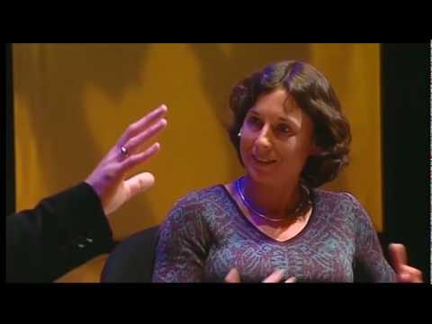 Juli Zeh - International Authors Stage - The Black Diamond - The Royal Libary - Copenhagen