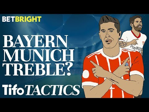Can Sevilla Stop a Bayern Munich Treble? | Champions League Tactics