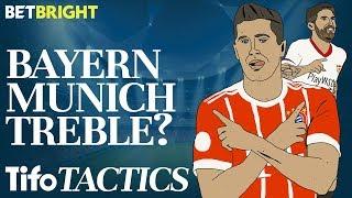 Can Sevilla Stop a Bayern Munich Treble? | Champions League Tactics