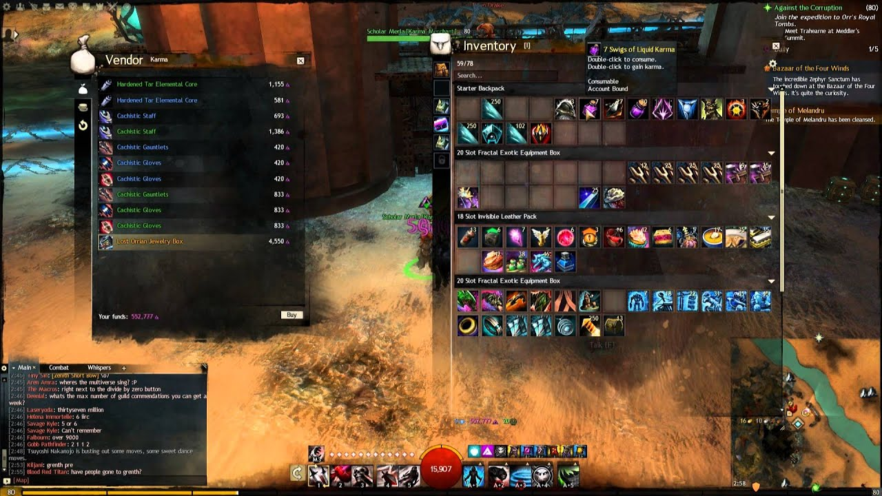 lost orrian jewelry box opening 409 lost orrian jewelry boxes guild wars 2 1080p hd 3477