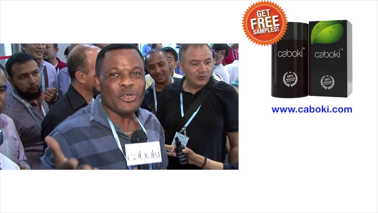 Caboki free sample
