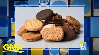 'GMA' Hot List: Girl Scouts cookie season is almost here   GMA Digital