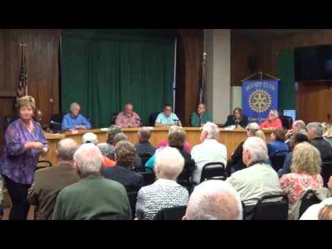 2016 Cape Charles Town Council Candidate Forum