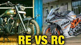 Buying a bike- RC vs RE